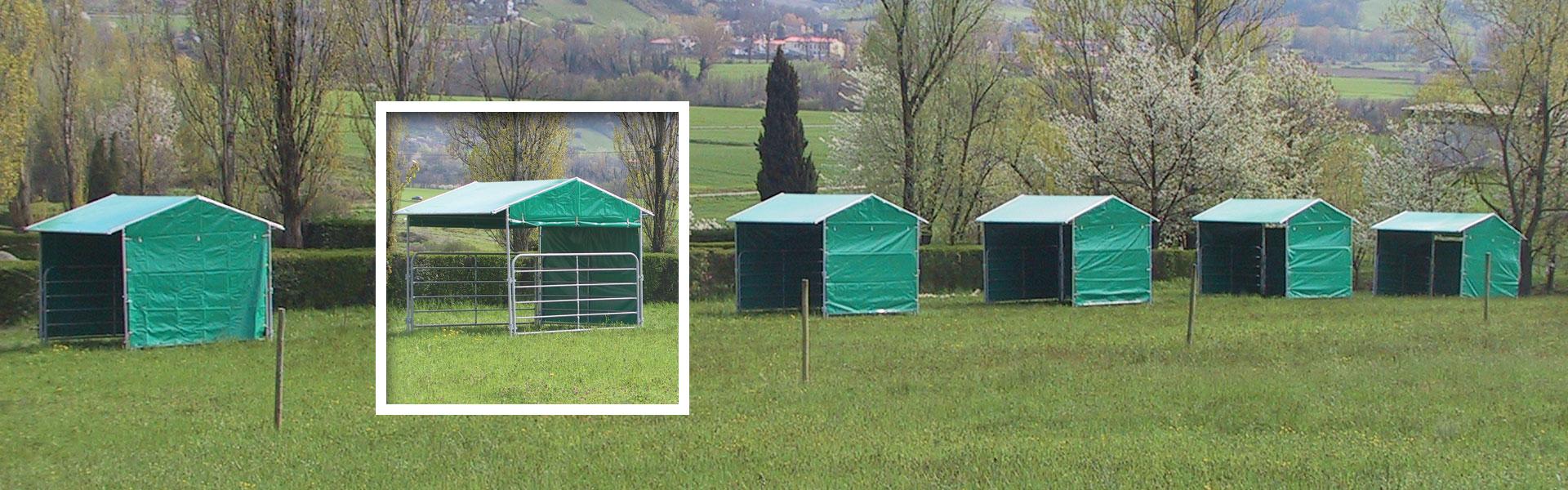 metalsystems recinzioni e scuderie per cavalli